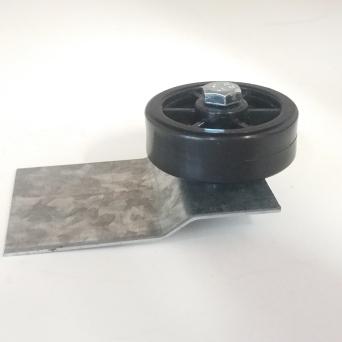 Commercial grade roller
